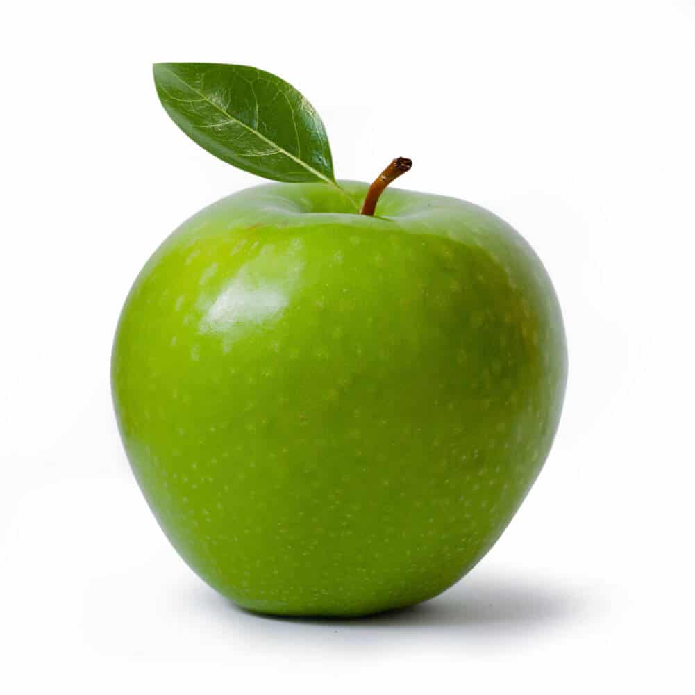 21. Green apple